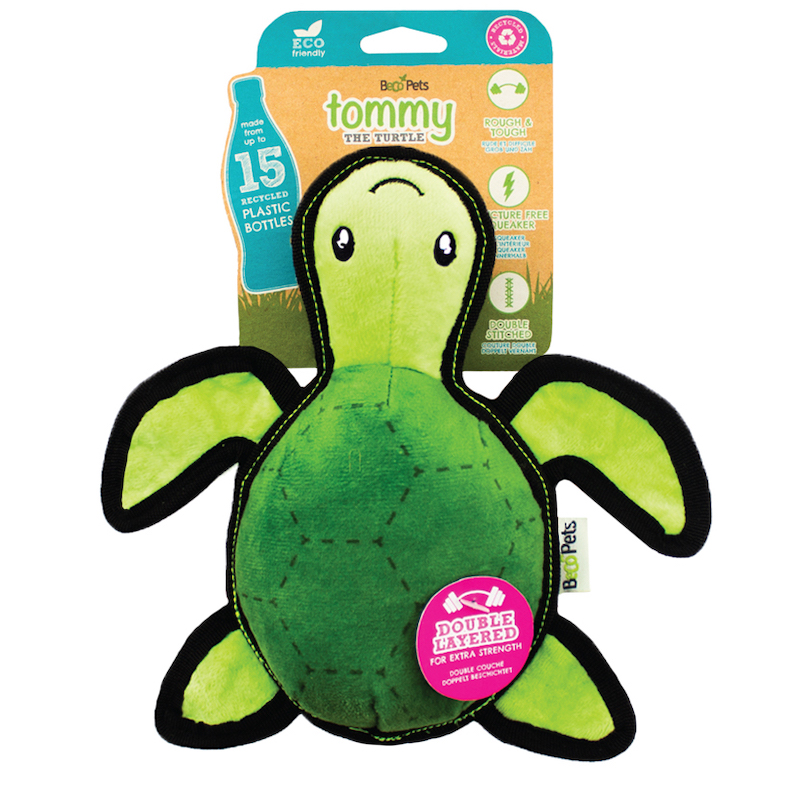 EarthHero - Turtle Rough & Tough Dog Toy 1
