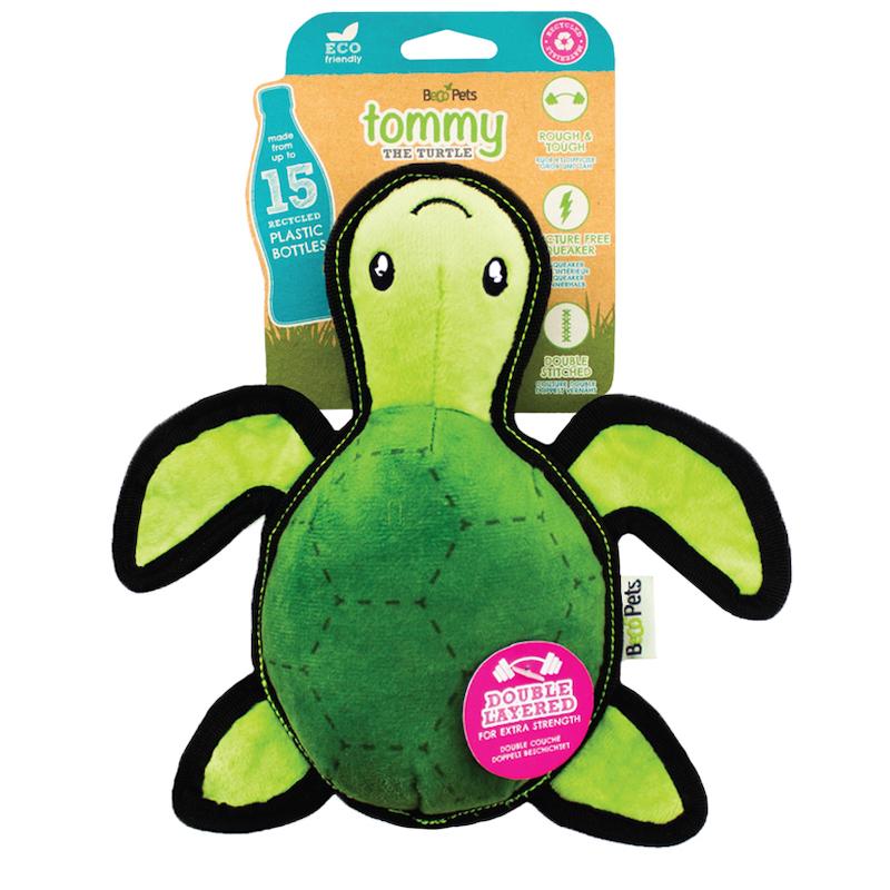 EarthHero - Turtle Rough & Tough Dog Toy 1