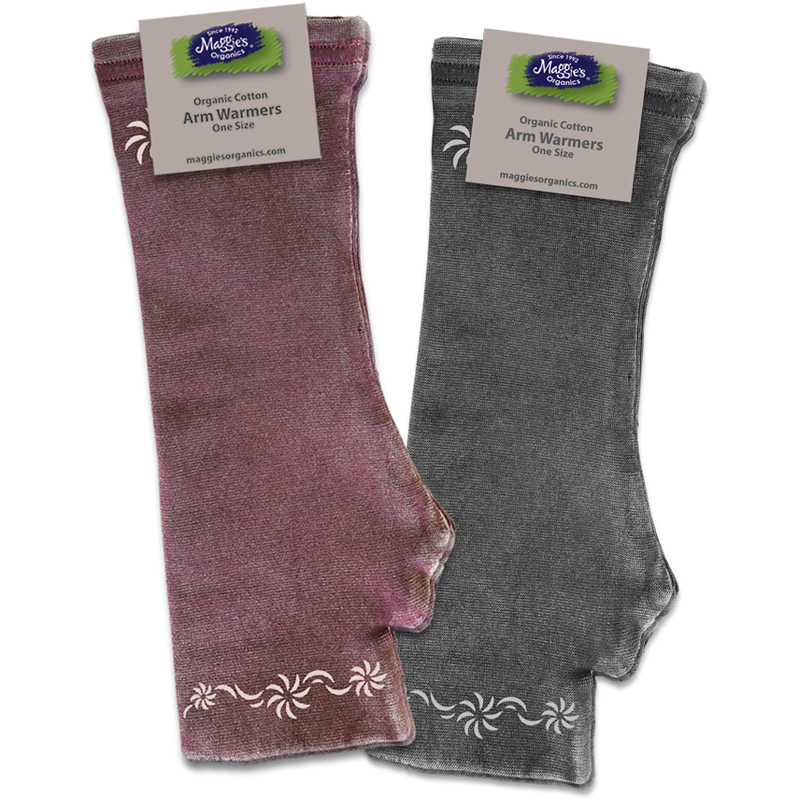 EarthHero - Flourish Organic Cotton Arm Warmers 1