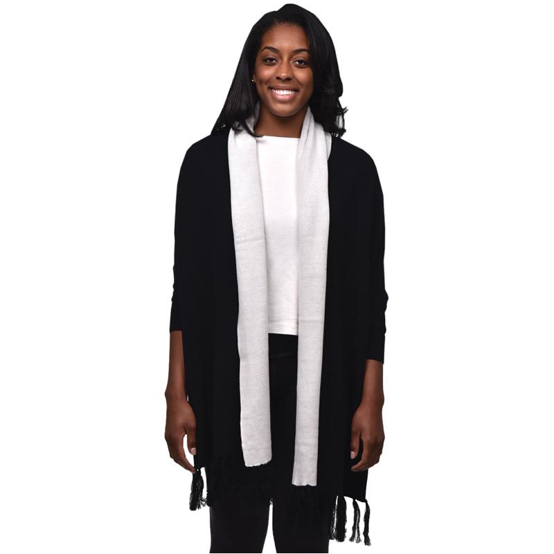 EarthHero - Organic Cotton Sweater Shawl 2