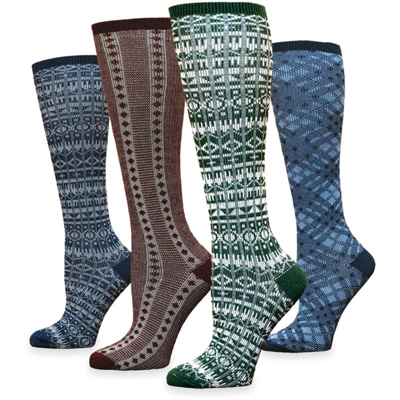 EarthHero - Wool + Cotton Knee High Socks 1