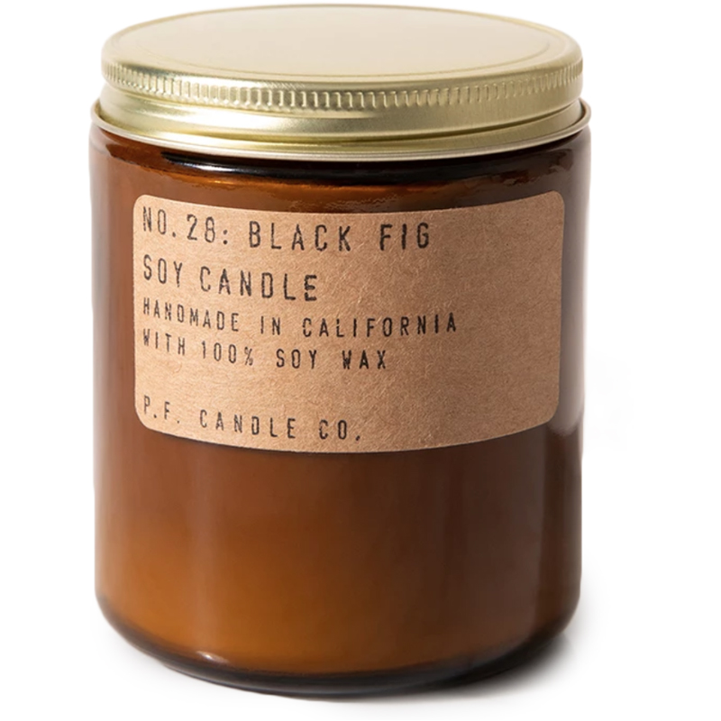 EarthHero - Black Fig Soy Candle 7.2oz - 1