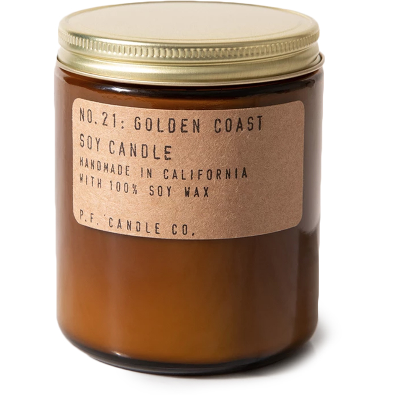 EarthHero - Golden Coast Soy Candle - Standard 7.2oz