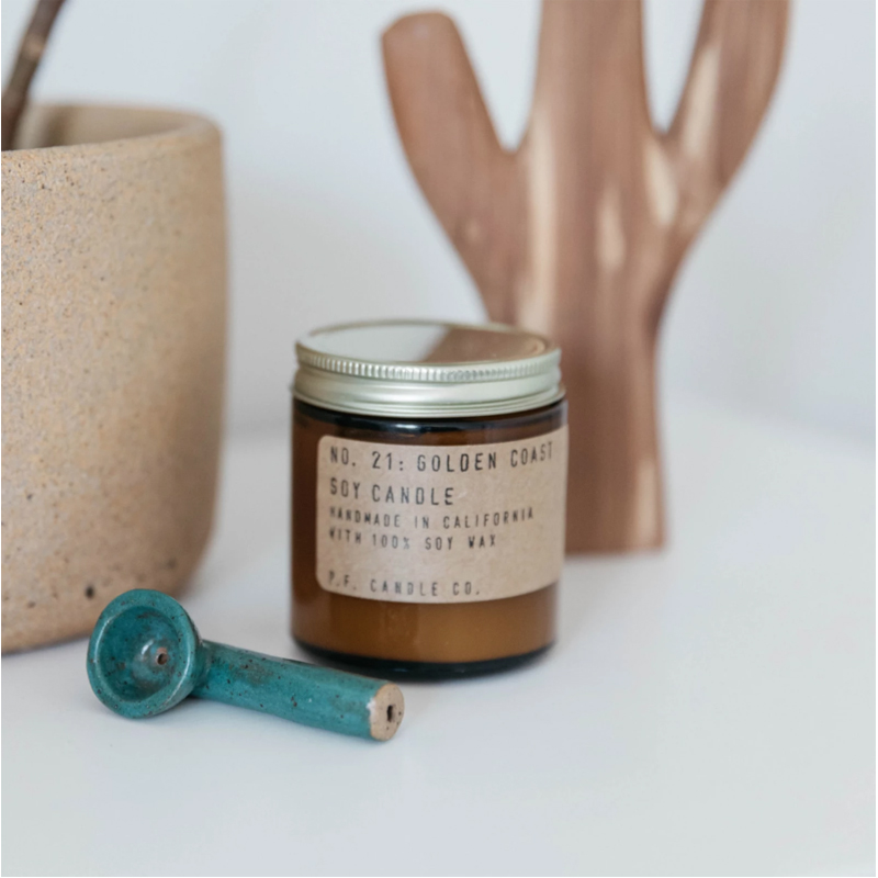 EarthHero - Golden Coast Soy Candle - 2