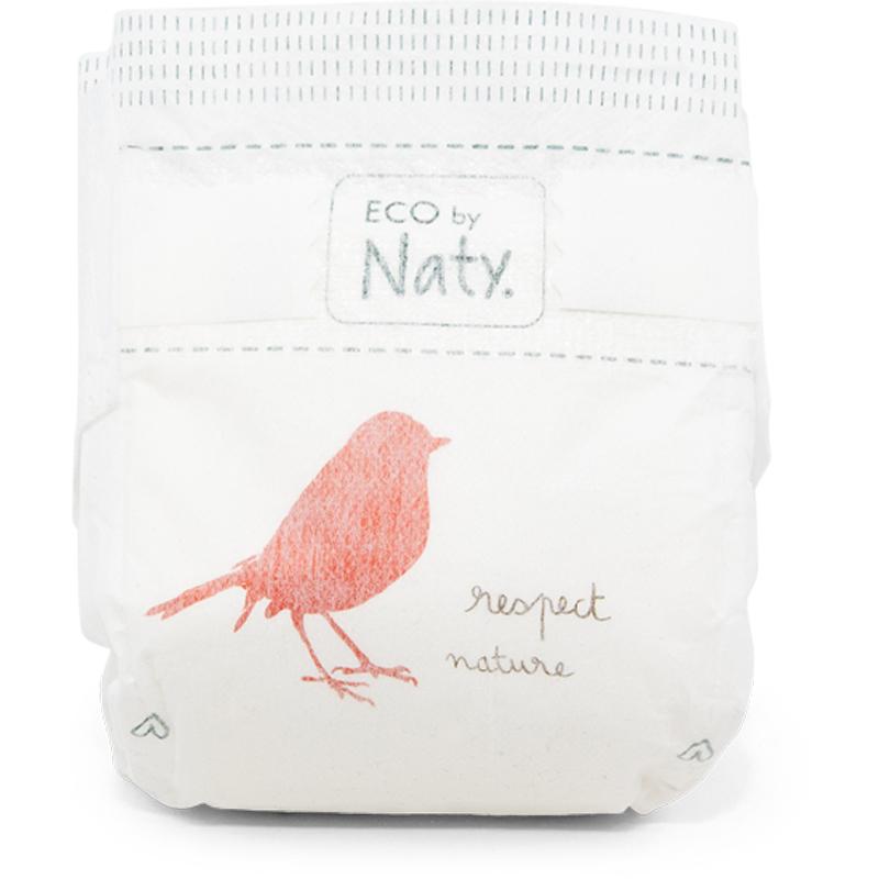 EarthHero - Biobased Size 1 Eco-Friendly Diapers - 2