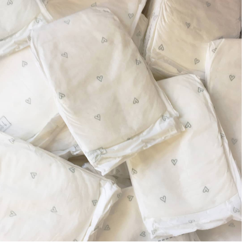 EarthHero - Biobased Size 1 Eco-Friendly Diapers - 4