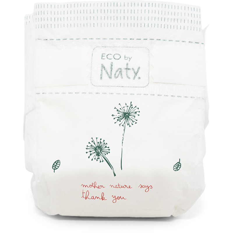 EarthHero - Biobased Size 4 Eco-Friendly Diapers - 2
