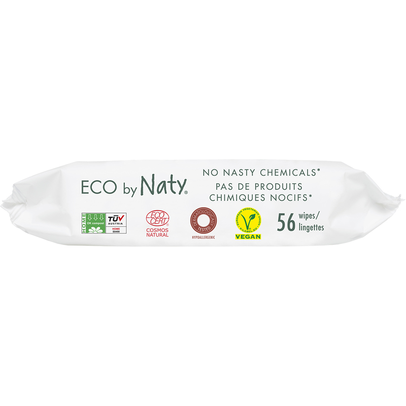 EarthHero - Unscented Sensitive Skin Baby Wipes - 3