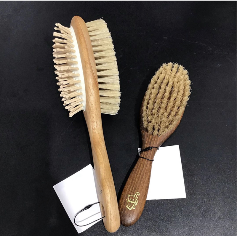 EarthHero - Handcrafted Dog Brush - 2