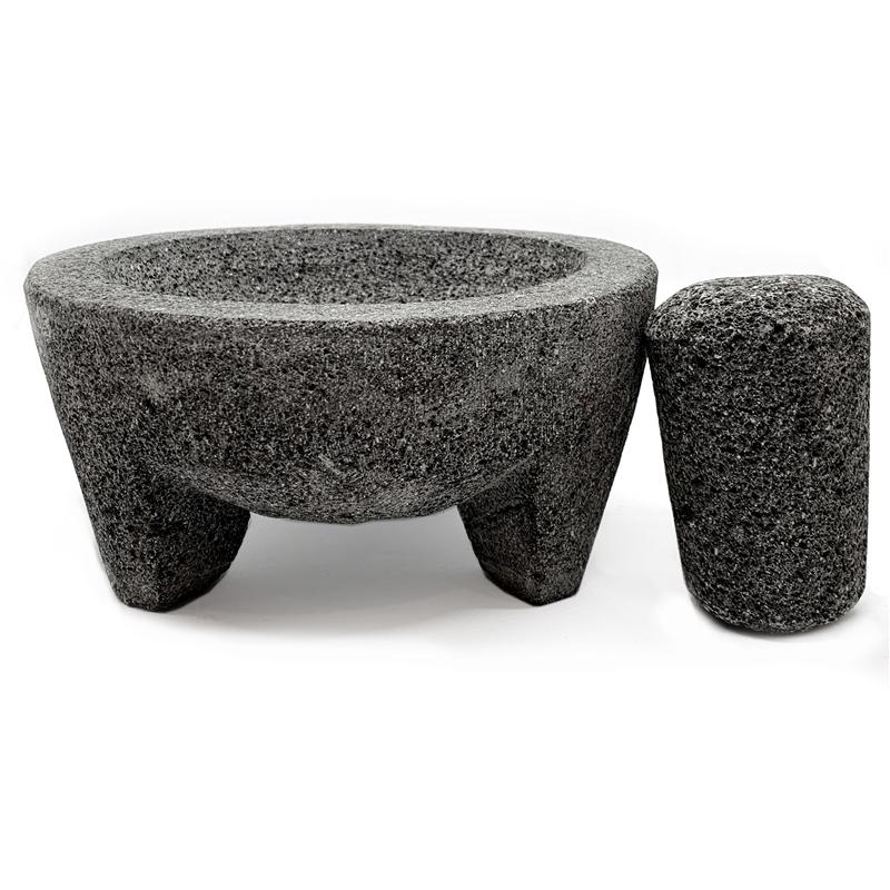 EarthHero - Guacamole Molcajete and Tortilla Basket - 2