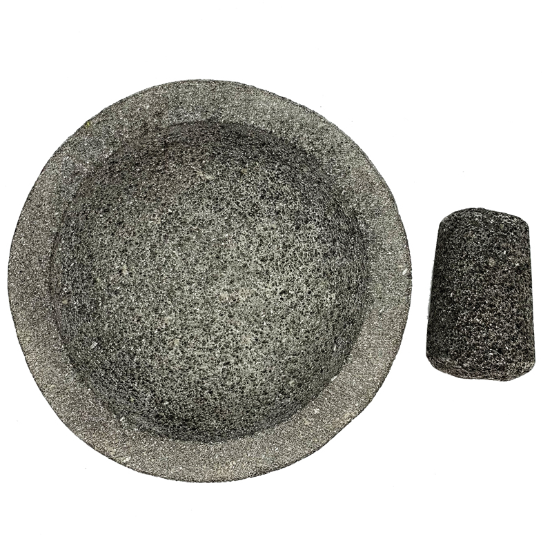 EarthHero - Guacamole Molcajete and Tortilla Basket - 5