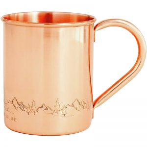 EarthHero - Fir Sure Copper Mug 14oz - 1