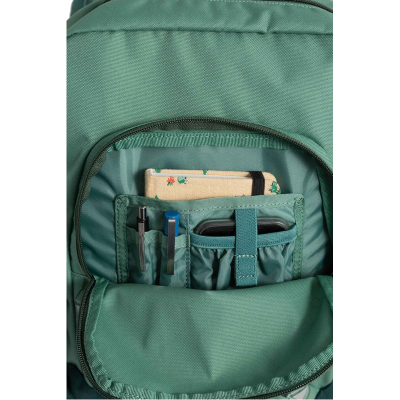 EarthHero - Forest Bluff Recycled Polyester Utility Travel Backpack - 4