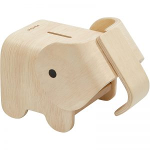 EarthHero - Elephant Piggy Bank - 1