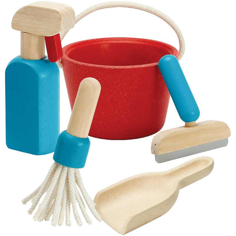 EarthHero - Pretend Play Cleaning Set - 1