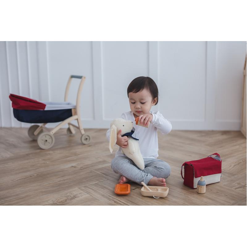 EarthHero - Pretend Play Doll Feeding Set - 2EarthHero - Pretend Play Doll Feeding Set - 3