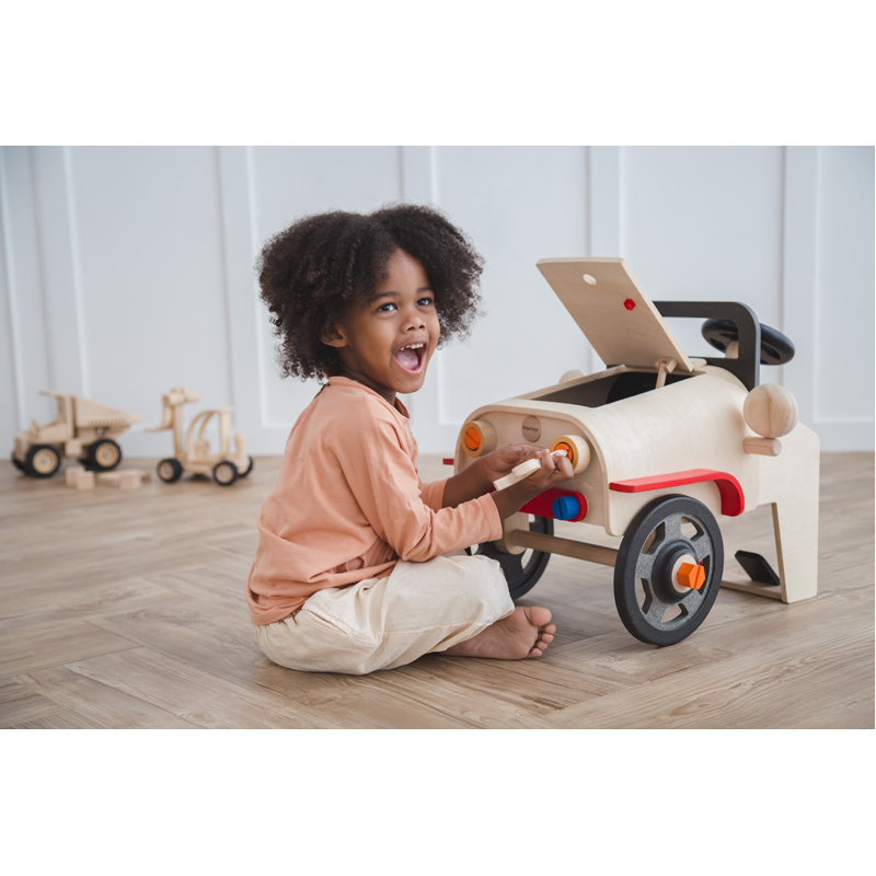 EarthHero - Pretend Play Motor Mechanic Set - 2EarthHero - Pretend Play Motor Mechanic Set - 3