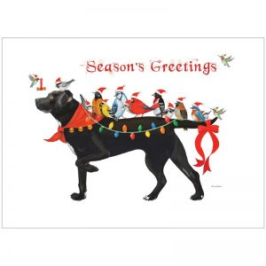 EarthHero - Bird Dog Christmas Cards (10 Pk) 1