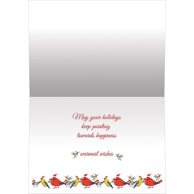 EarthHero - Bird Dog Christmas Cards (10 Pk) 2