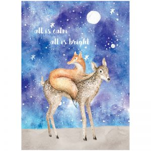EarthHero - Calm and Bright Christmas Cards (10 Pk) 1