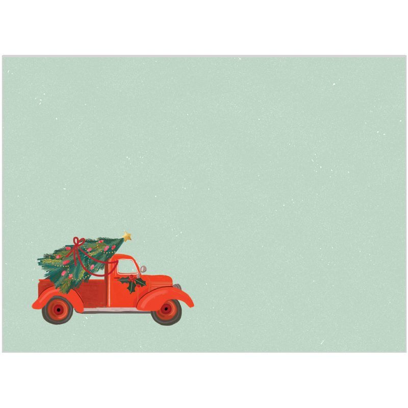EarthHero - Christmas Tradition Christmas Cards (10 Pk) 3