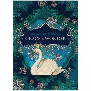 EarthHero - Grace and Wonder Holiday Greeting Cards (10 Pk) 1