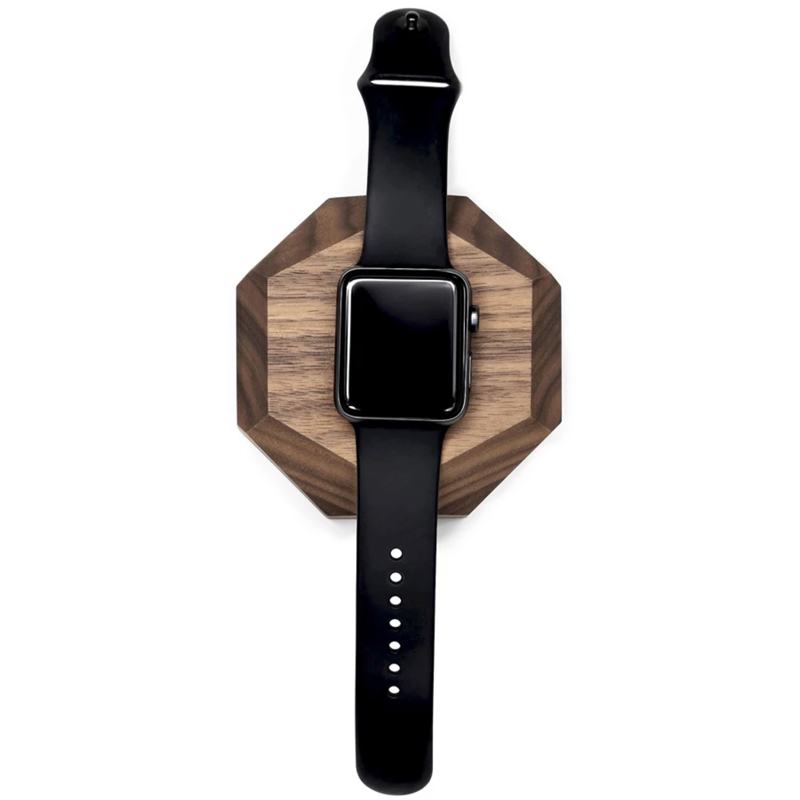 EarthHero - Wooden Apple Watch Charging Dock - 1