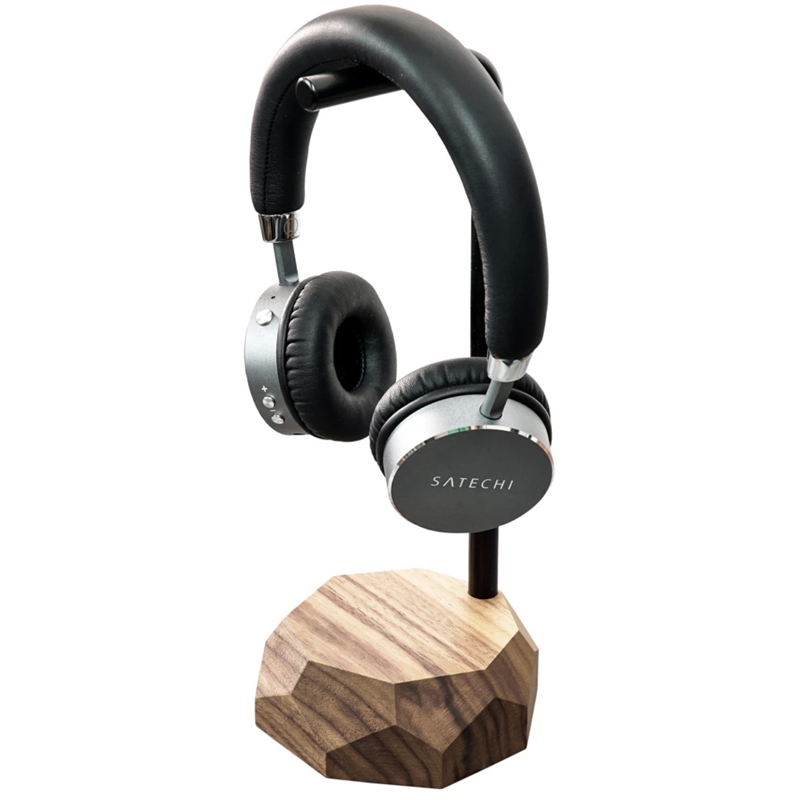 EarthHero - Wooden Headphone Stand  - 1