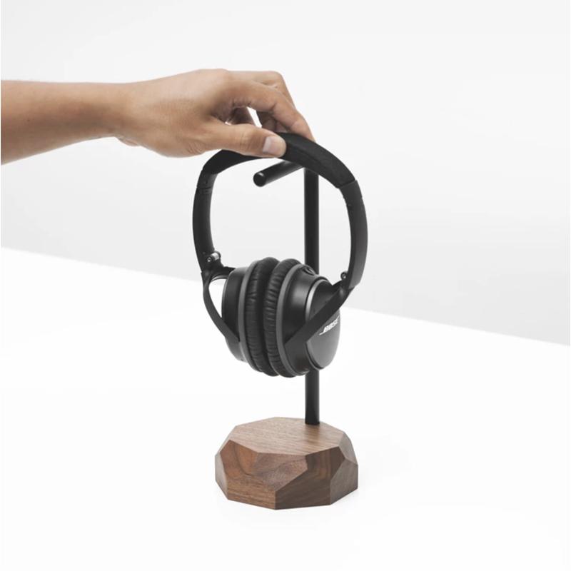 EarthHero - Wooden Headphone Stand  - 2