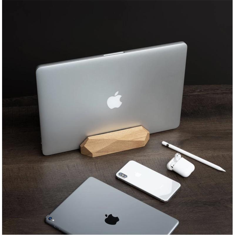 EarthHero - Wooden Laptop Docking Station - 2