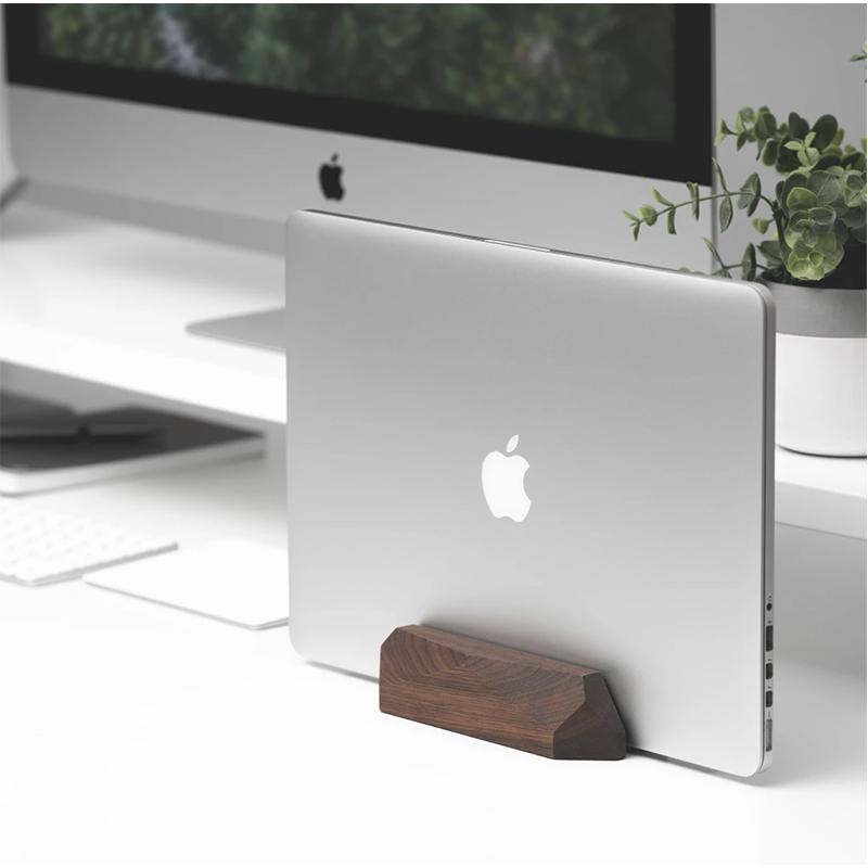 EarthHero - Wooden Laptop Docking Station - 4