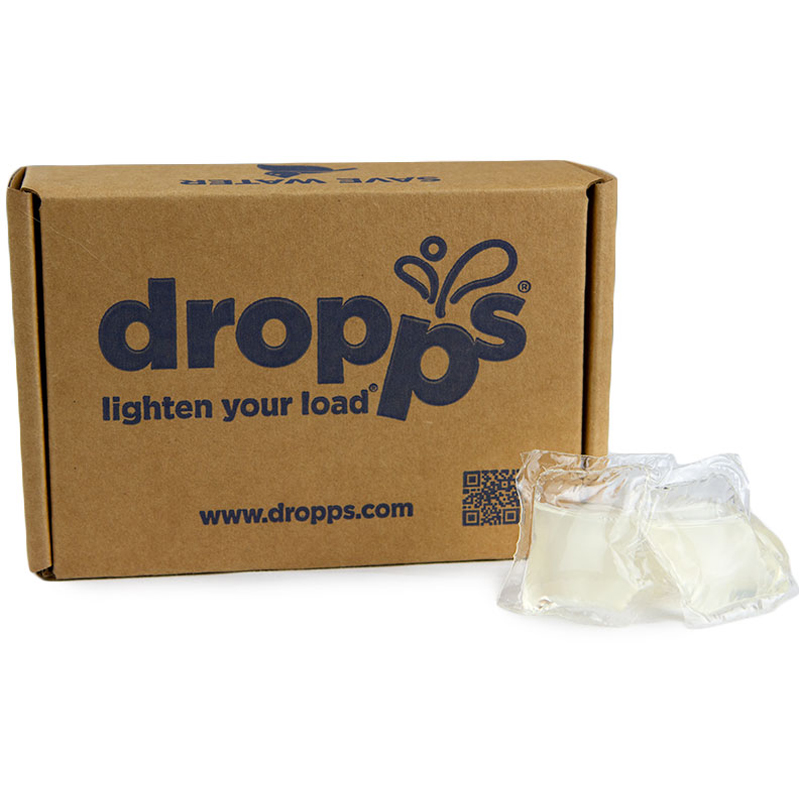 EarthHero - Dropps Stain and Odor Laundry Detergent Pods - 1
