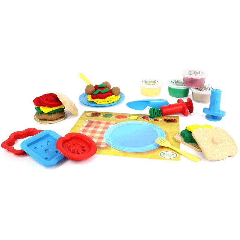 EarthHero - Little Chef Organic Playdough Set - 1