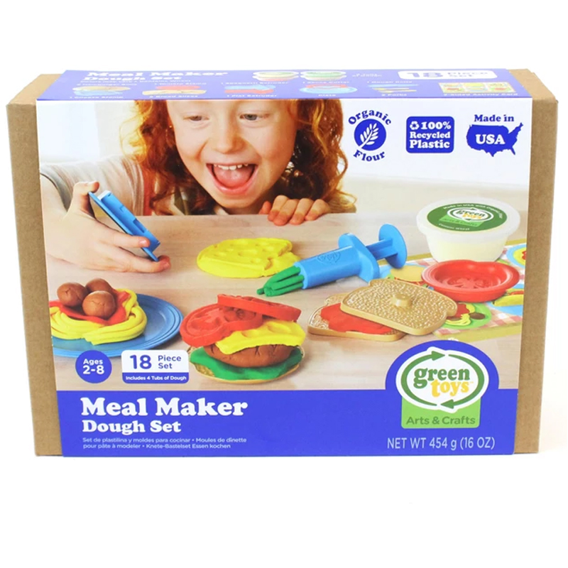 EarthHero - Little Chef Organic Playdough Set - 2