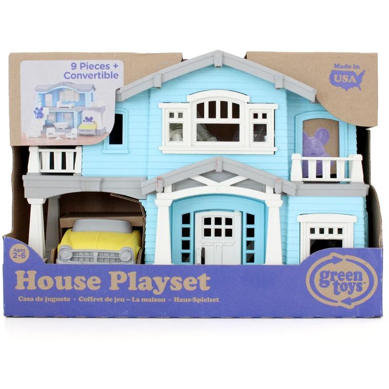 EarthHero - Pretend Play House Playset - 2
