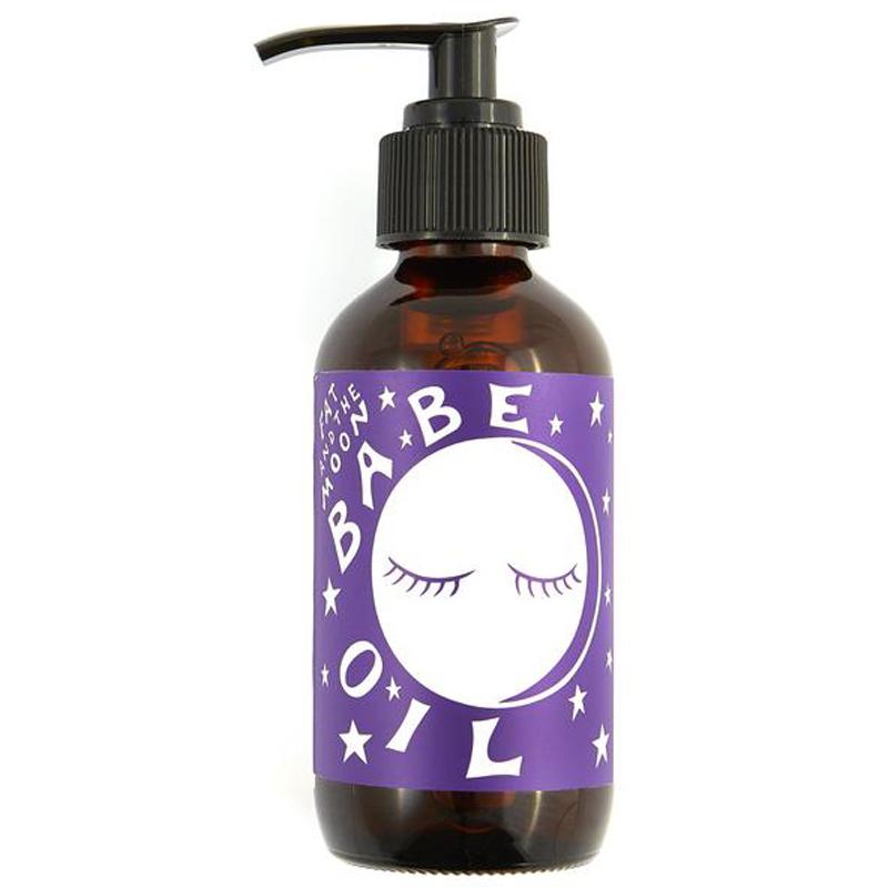 EarthHero - Apricot Baby Oil - 1