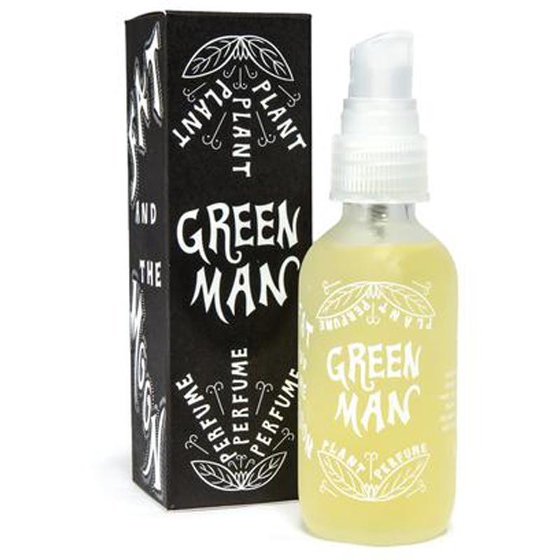 EarthHero - Green Man Organic Perfume - 1