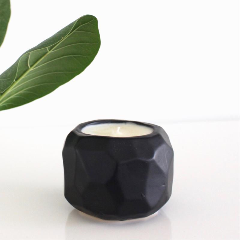 EarthHero - Emma Vegan Soy Candle + Planter - 5