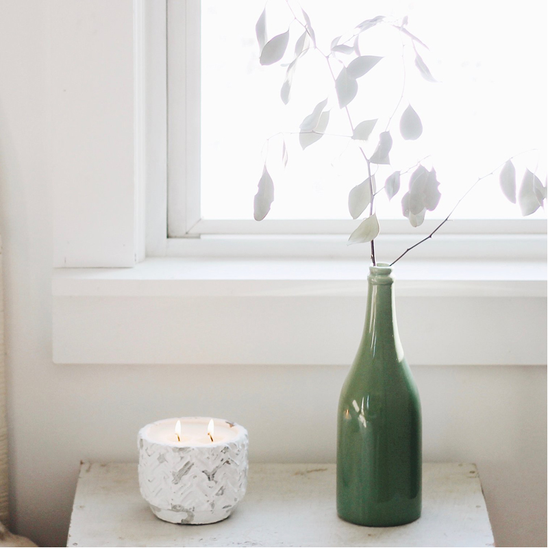 EarthHero - Norah Vegan Soy Candle + Planter - 2