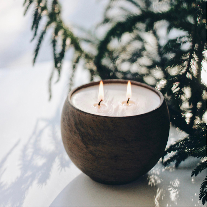 EarthHero - Oliver Vegan Soy Candle + Planter - 5