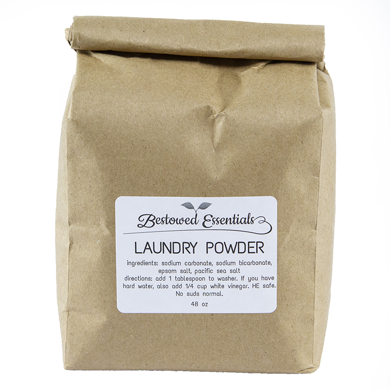 EarthHero - Zero Waste Laundry Powder - 64 loads - 1