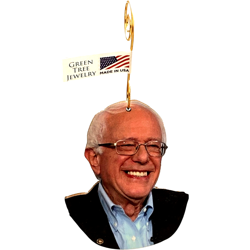 EarthHero - 2020 Presidential Candidate Holiday Ornament - 1