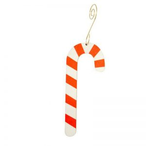 EarthHero - Candy Cane Holiday Ornament - 1