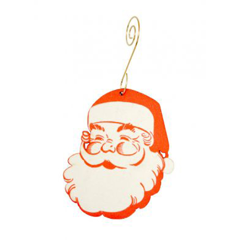EarthHero - Vintage Santa Holiday Ornament - 1