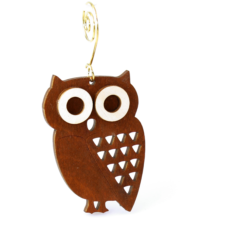 EarthHero - Little Owl Holiday Ornament - 1