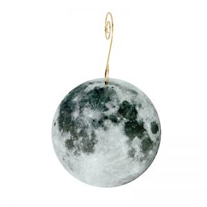 EarthHero - Moon Holiday Ornament - 1
