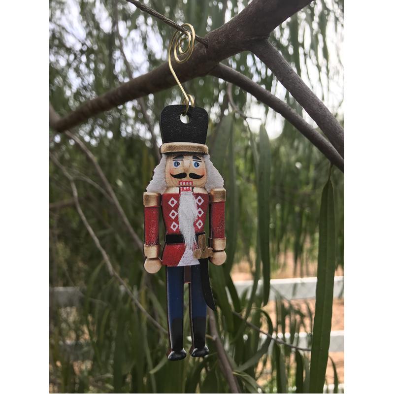 EarthHero - Nutcracker Holiday Ornament - 2