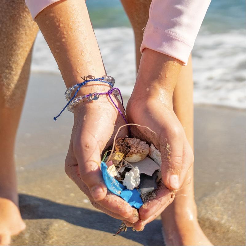 EarthHero - 4Ocean Recycled Monk Seal Bracelet 5
