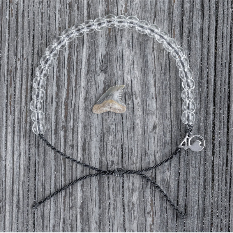 EarthHero - 4Ocean Recycled Sharks Bracelet 3