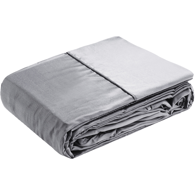 EarthHero - Dove Grey Bamboo Charcoal Bamboo Sheet Set - 1